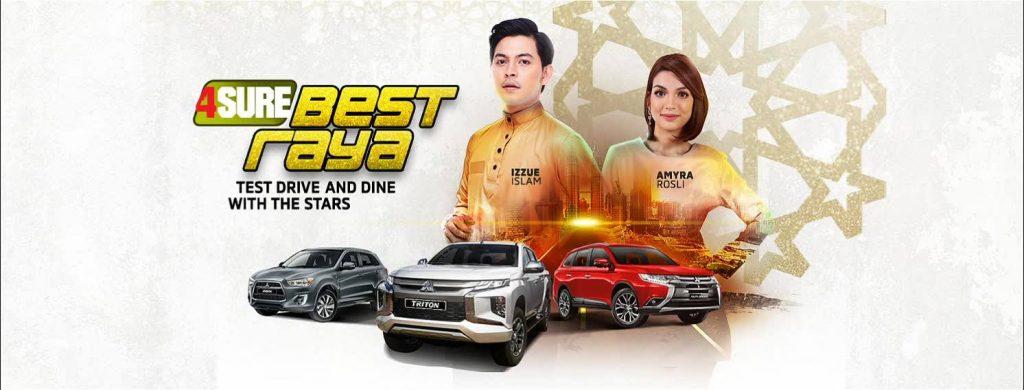 Promosi Mitsubishi Malaysia 2020