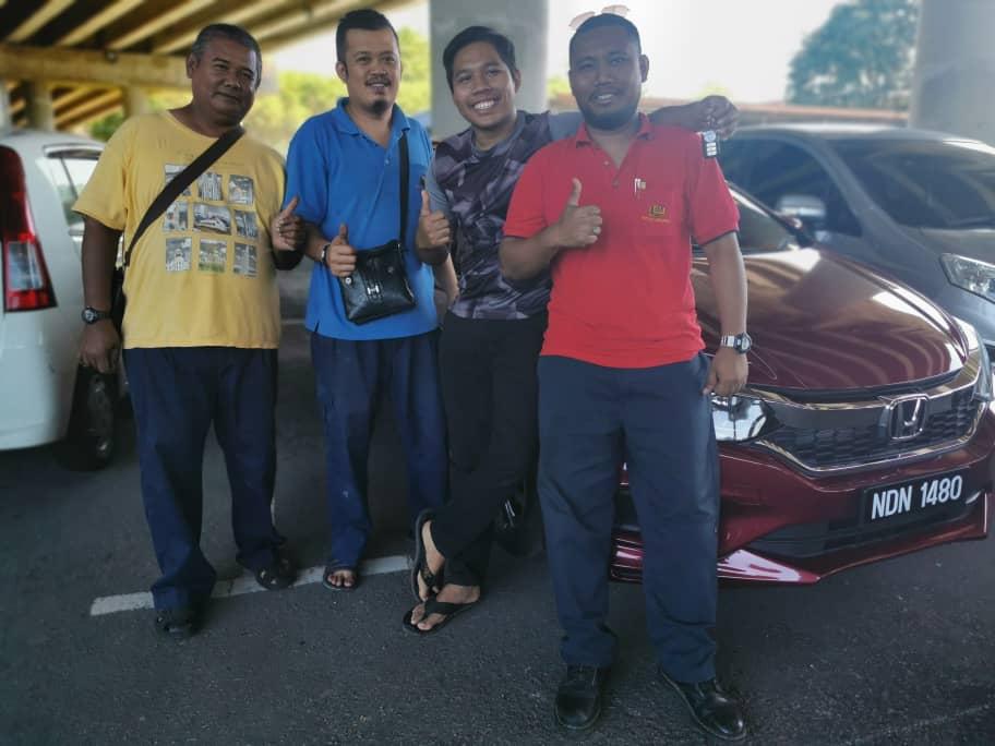 Honda Johor Bahru v