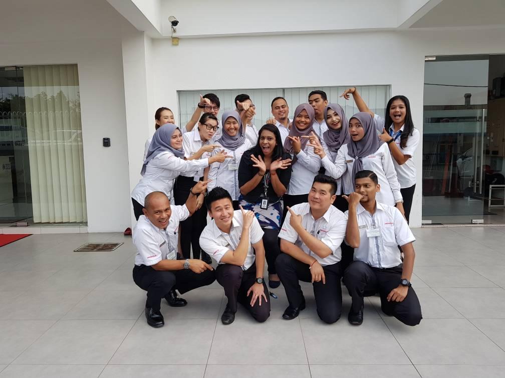 promosi honda malaysia