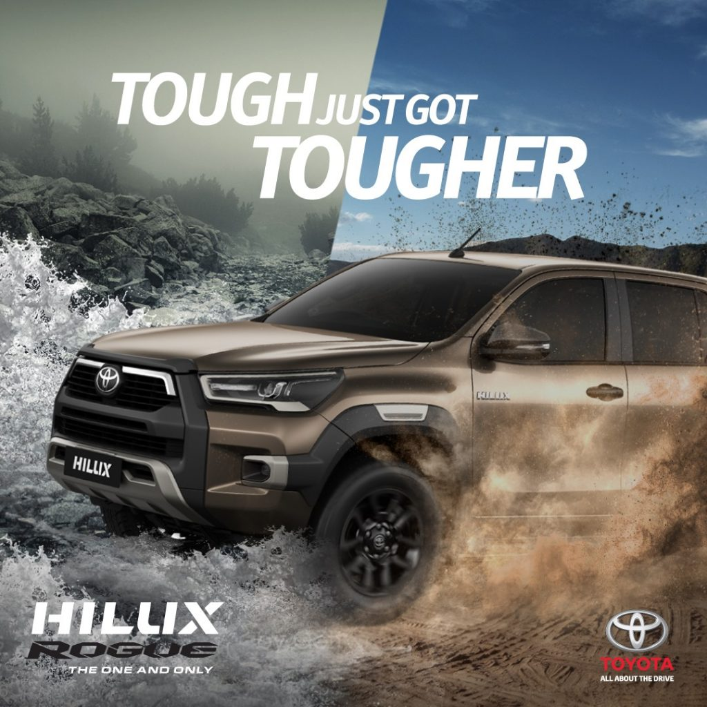 toyota hilux malaysia promotion