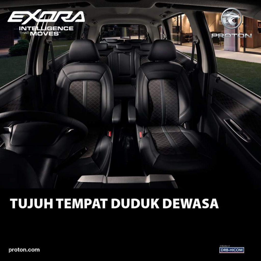 proton exora promotion 2020