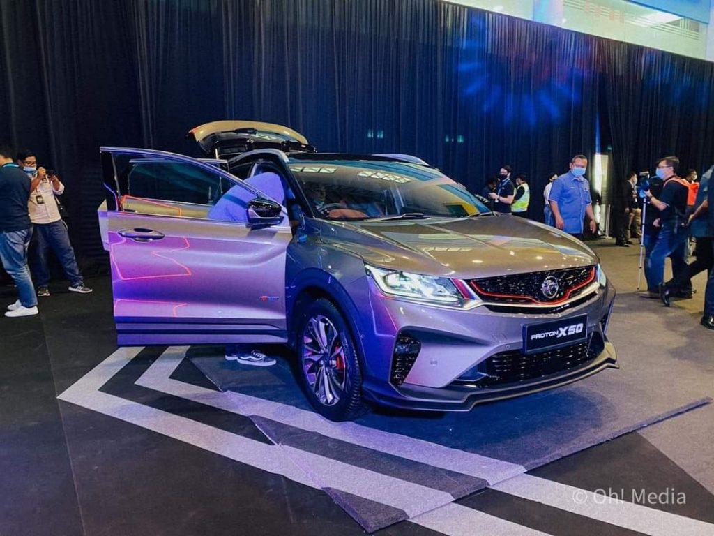 proton x50 promotion