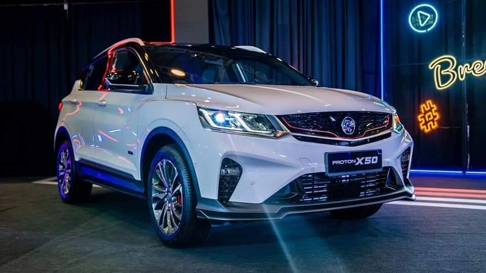 proton x50 promotion s