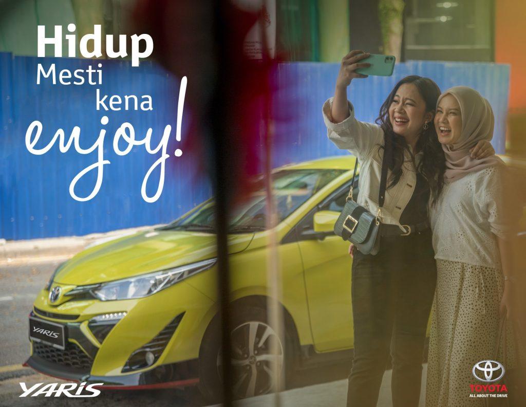 promosi toyota yaris malaysia 2020