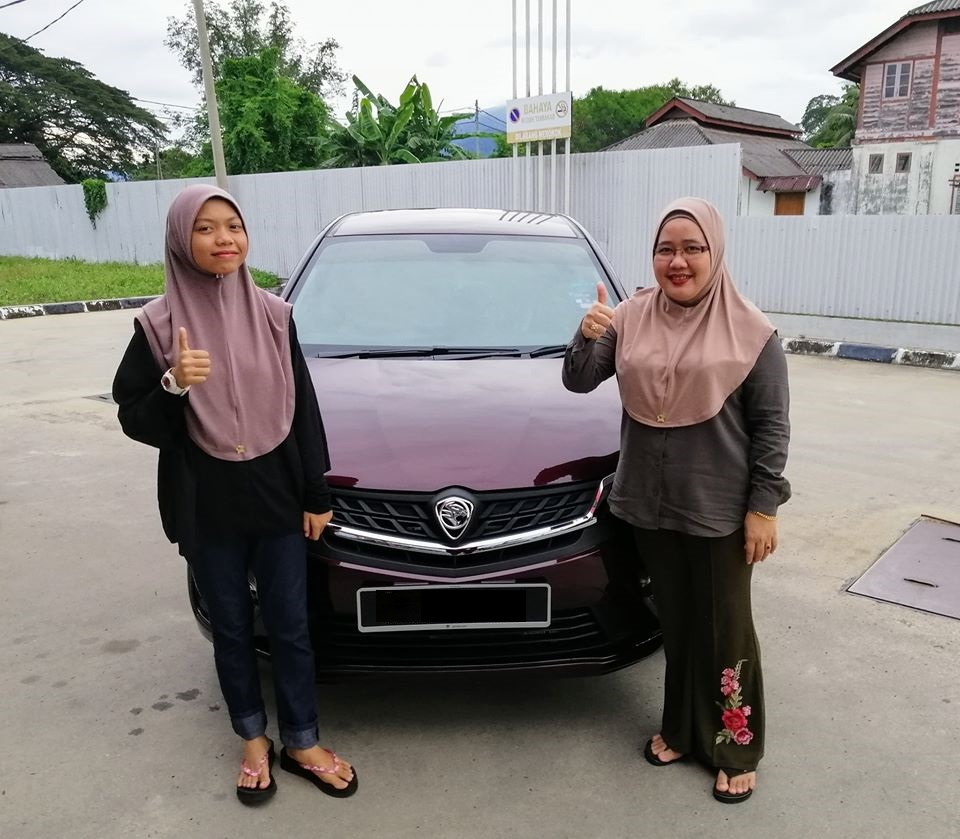 proton persona full loan car